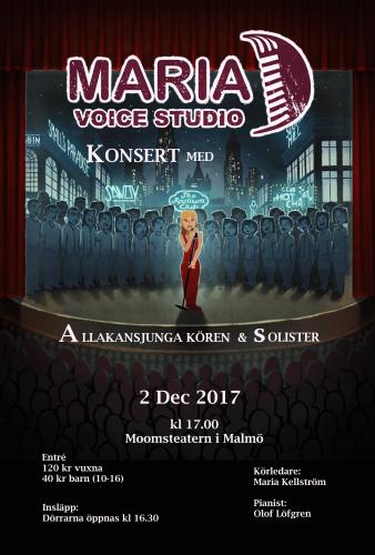 Mariavoice konsertposter 2017 THUMB
