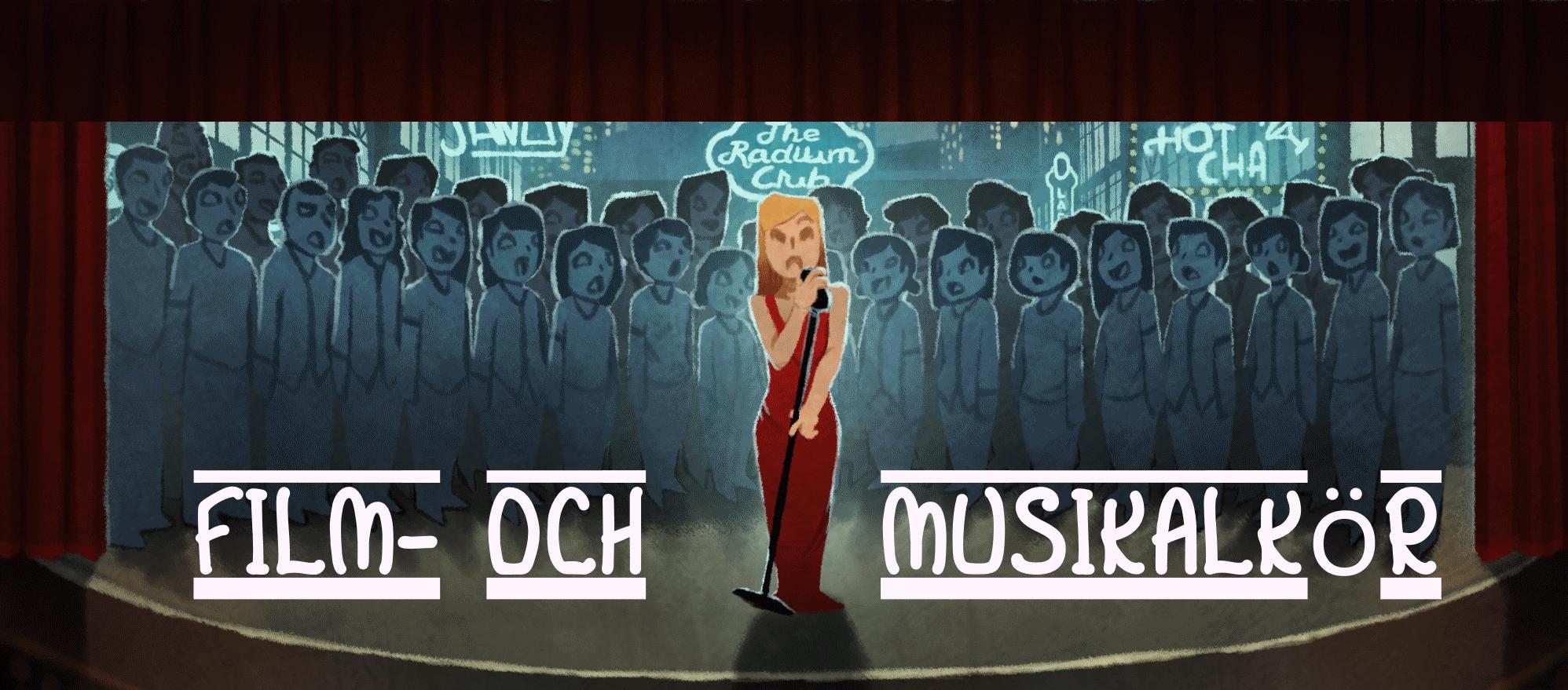 musikal och filmkör